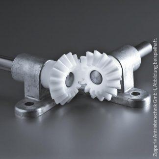 Angular gears